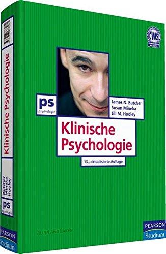 Klinische Psychologie (Pearson Studium - Psychologie)