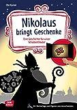 Nikolaus bringt Geschenke: Eine Geschichte für unser Schattentheater mit Textvorlagen und Figuren zum Ausschneiden (Geschichten und Figuren für unser Schattentheater)