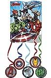 ALMACENESADAN 2600; Avengers Pinata; Ideale per Feste e Compleanni; piñata The Avengers