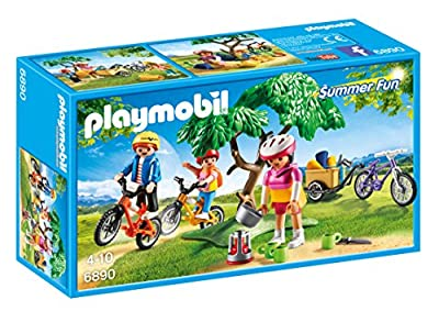 Playmobil - 6890 - Mountainbike-Tour