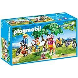 Playmobil - Paseo en Bicicleta de montaña (6890)