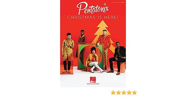 Pentatonix Christmas Is Here 2021 Download Buy Pentatonix Christmas Is Here Book Online At Low Prices In India Pentatonix Christmas Is Here Reviews Ratings Amazon In