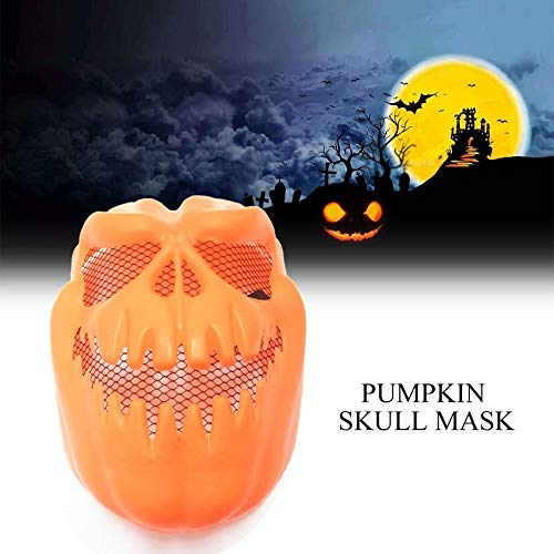 Skull Skeleton Mask Halloween Costume Half Face Masks Party Costumes Prop Masquerade Accessories ()