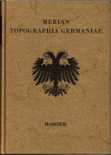 Topographia Germaniae. 14 Tle. in 8 Bdn. Braunschweig, Archiv Verlag, 2005 (Nachdruck der Ausgaben Frankfurt, 1643-75). 4°. Mit zahlr. Tafeln u. Abbildungen. OPp.-Bde.