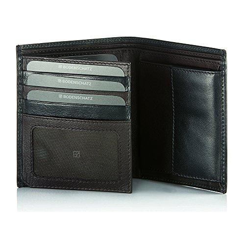 Bodenschatz Catania 8-286 CA 01 Herren Geldbörsen 11x12x2 cm (B x H x T) Braun (Espresso)