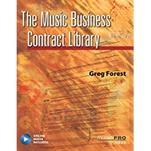 The Music Business Contract Library (Hal Leonard Music Pro Guides)