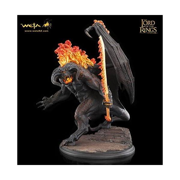 El Señor de los Anillos Estatua The Balrog 52 cm 1