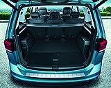 Ladekantenschutz Touran MQB Schutz Leiste Kofferraum Stoßstange selbstklebend Original VW 5QA061195
