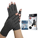 Dr. Arthritis - Arthritis Compression Gloves and Doctor Written Handbook - Excellent Customer