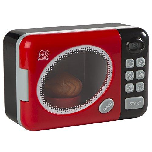 PlayGo - Microondas eléctrico (Colorbaby 42045)