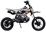 Pitbike Motocicletta da Motocross 110cc NCX Moto Tao Virus Basic 14/12 Arancione