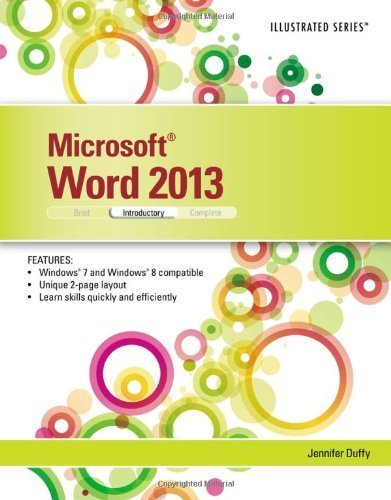 Microsoft Word 2013: Illustrated Introductory by Duffy, Jennifer (2013) Paperback