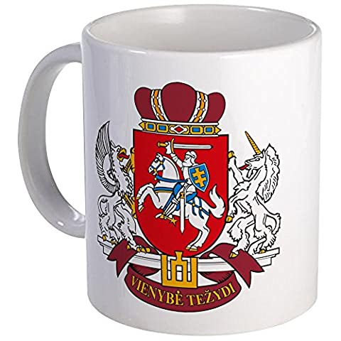 CafePress - Lithuania Coat Of Arms - Unique Coffee Mug, Coffee Cup, Tea Cup