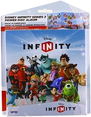 Disney Infinity Series 2 Album (PS3/Xbox 360/Nintendo Wii U/Wii/3DS) by Disney