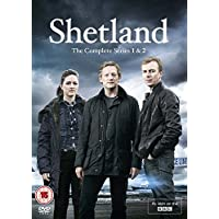 Shetland: The Complete Series 1 & 2
