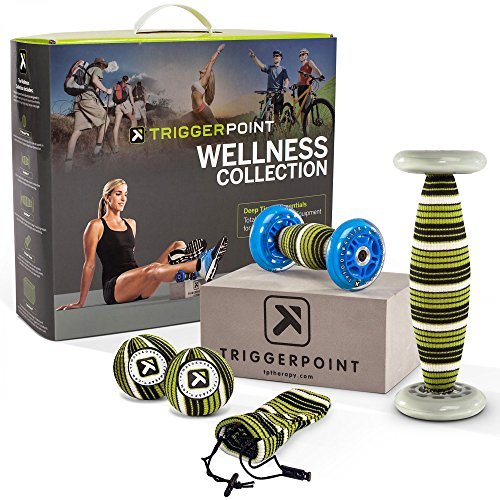 Preisvergleich Produktbild TriggerPoint Unisex Deep Tissue Essentials Wellness Collection No Color Running Equipment One Size by TriggerPoint