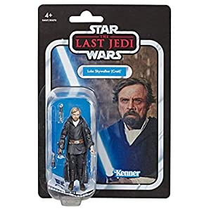 STAR WARS- E8 Vin Luke Skywalker Crait, (Hasbro E4057ES0)