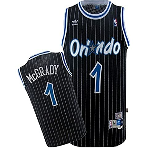 1 Tracy McGrady Trikot Mens Orlando Jersey Herren Shirt