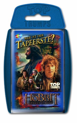 Winning Moves - Juego de Cartas El Hobbit, para 2 Jugadores (Importado)