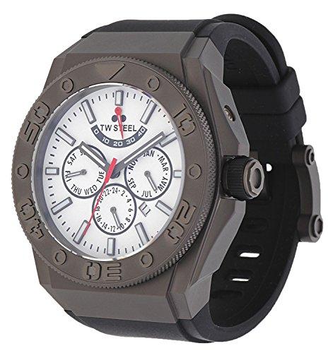 TW Steel CEO DIVER Reloj Automático De Pulsera Para Hombre Negro TWCE de 5003–1