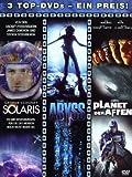 Solaris / The Abyss / Planet der Affen [3 DVDs]
