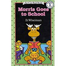 Morris Goes to School Book and Tape