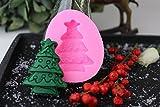 Unitedcovers Weihnachtsbaum Motiv Silikonform zum Seifengiessen