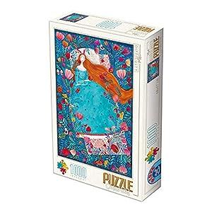 Unbekannt D de Toys 4-Puzzle 1000Andrea Kurti-04Sleeping Beauty