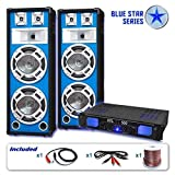 Blue Star Series PA Komplett-Set Bassveteran