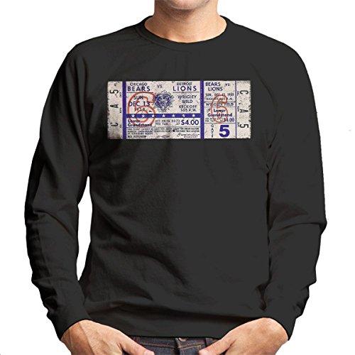 chicago-bears-vs-detroit-lions-wrigley-field-1959-mens-sweatshirt