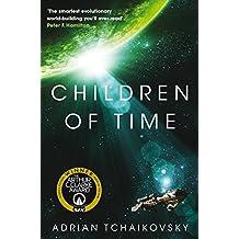 Children of Time: Winner of the 2016 Arthur C. Clarke Award