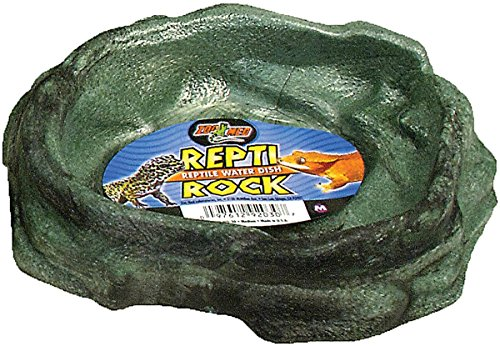 Zoo Med WD-30 Repti Rock Water Dish, Medium Test
