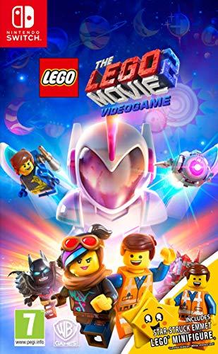 The LEGO Movie 2 Videogame Minifigure Edition (Amazon Exclusive) - Nintendo Switch [Edizione: Regno Unito]