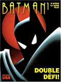 Batman, tome 1 - Double défi