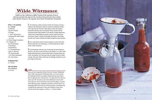 Wald- und Wiesen-Kochbuch: Köstliches mit Wildkräutern, Beeren und Pilzen (GU Themenkochbuch) - 11
