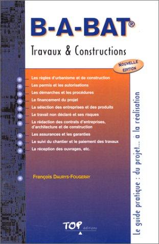 B-A-BAT : Travaux et Constructions
