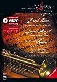 Konzert für Trompete und Orchester Es-Dur Hob VIIe:1 von Joseph Haydn, D-Dur von Leopold Mozart und Es-Dur von Johann Nepomuk Hummel, VSPA 4, Vienna Symphonic Play Along