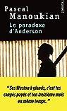 Le paradoxe d'Anderson par Manoukian