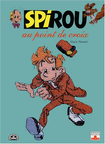 Spirou au point de croix