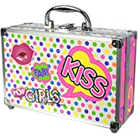 POP Beauty Train Case, Color Blanco (Markwins 3704710)