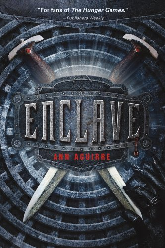 Portada del libro Enclave (The Razorland Trilogy) by Ann Aguirre (2012-08-07)