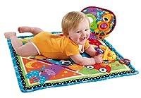Fisher Price V3711 - Mantita Actividades Divertidas (Mattel)