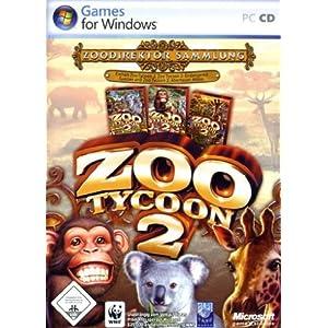 Zoo Tycoon 2: Zoodirektor Sammlung