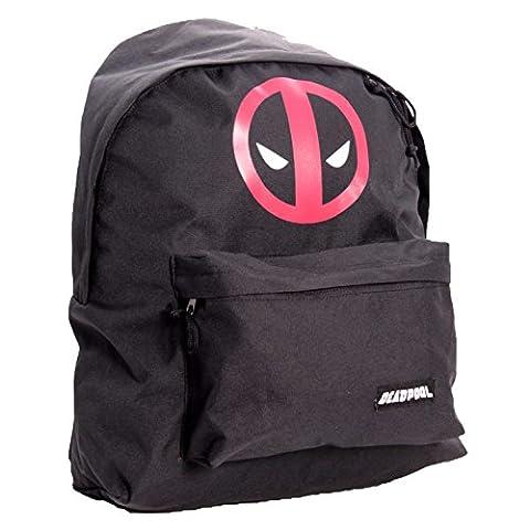 Marvel Deadpool Logo Sac à dos