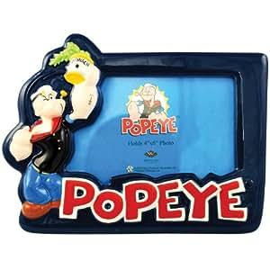 Westland Giftware Popeye en céramique Cadre photo 4x 6