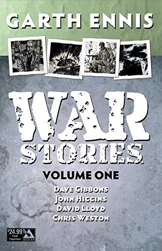 War Stories Volume 1 (New Edition) por Garth Ennis