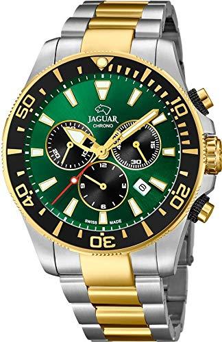 Reloj Suizo Jaguar Hombre J862/3
