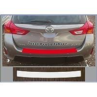 Ladekantenschutz passend für Toyota Auris II 5T ab 2013 100/% Edelstahl