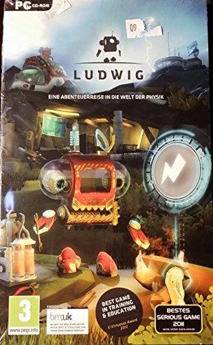 Ludwig - Eine Abenteuerreise in die Welt der Physik. Top Rarität