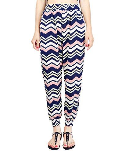 wanyang-donna-pantaloni-estivi-pantaloni-alla-turca-pantaloni-retro-stampa-motivo-e-colori